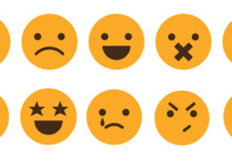 Série d'emojis