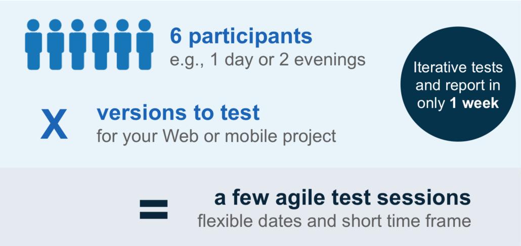 Agile Usability Testing