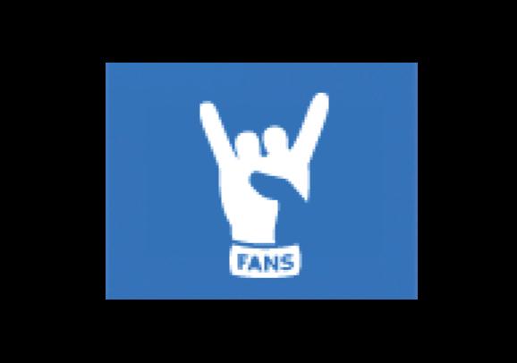 Logo Fans Entertainment