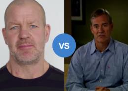 Chip Wilson from Lululemon vs. Michael Mccain from Maple Leaf Foods