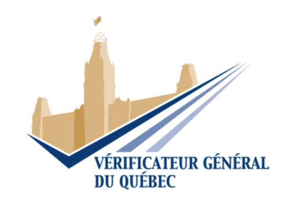Logo Vérificateur général du Québec